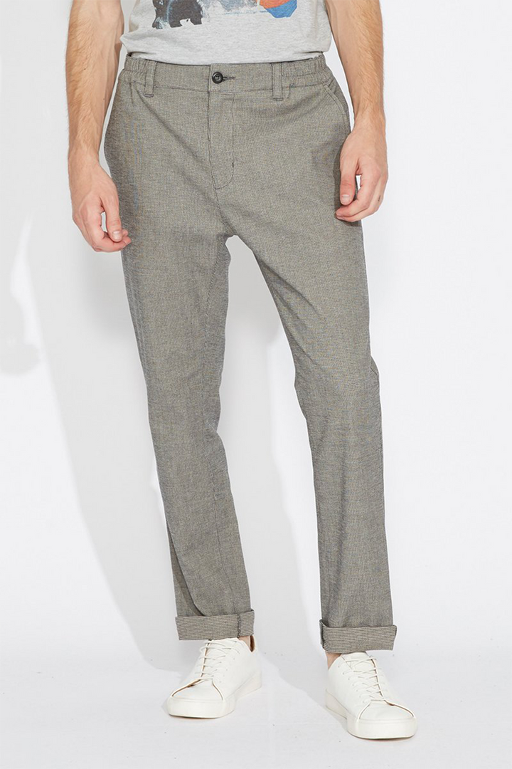 Tilden Slouch Chino | Concrete - West of Camden