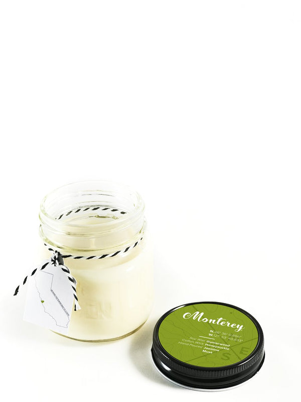 Monterey Soy Candle