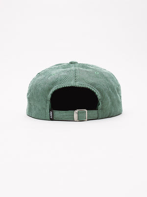 DTP 6 Panel Strapback | Emerald - West of Camden