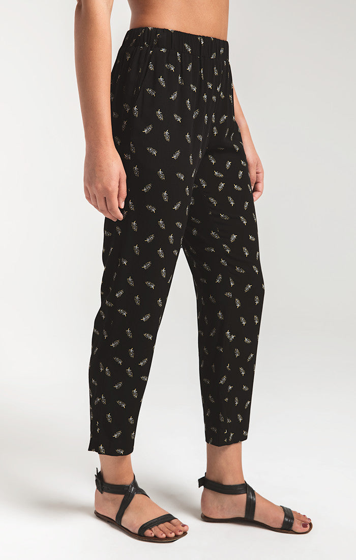 Balian Beach Pant | Black - West of Camden