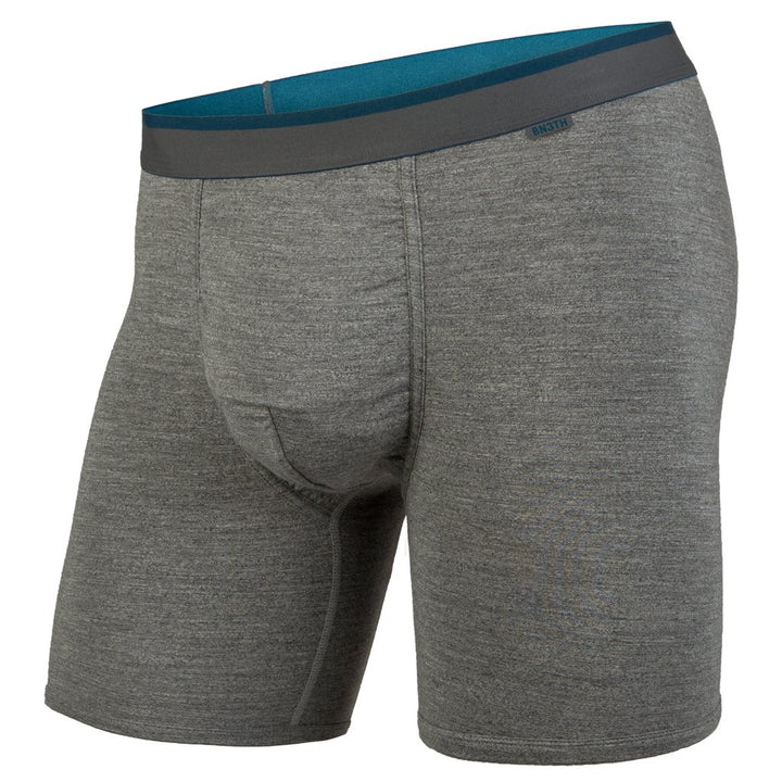 Classic Boxer Brief | Heather Charcoal - West of Camden