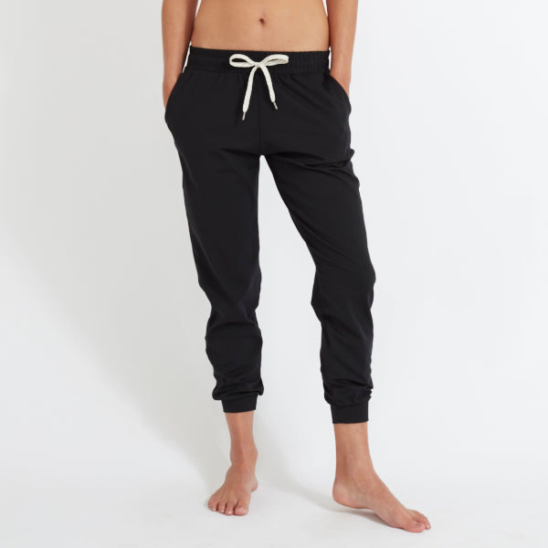 Performance Jogger | Black - West of Camden