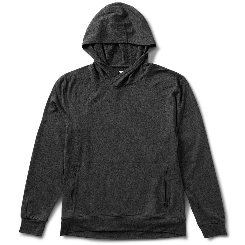 Ponto Performance Pullover | Charcoal H. - West of Camden