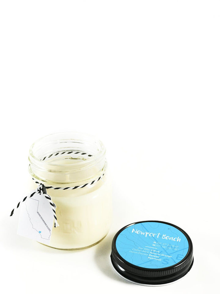 Newport Beach Soy Candle