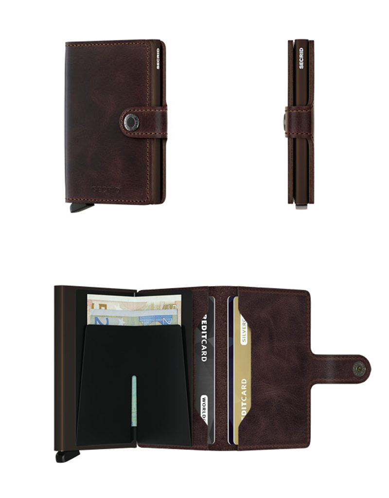 Miniwallet | Vintage - West of Camden