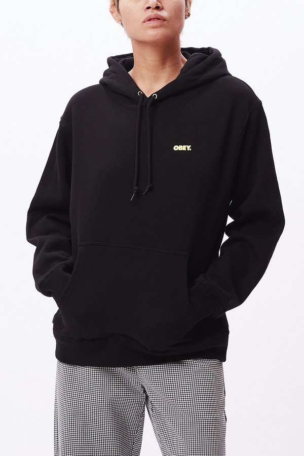 Chromed Out Hoodie | Black