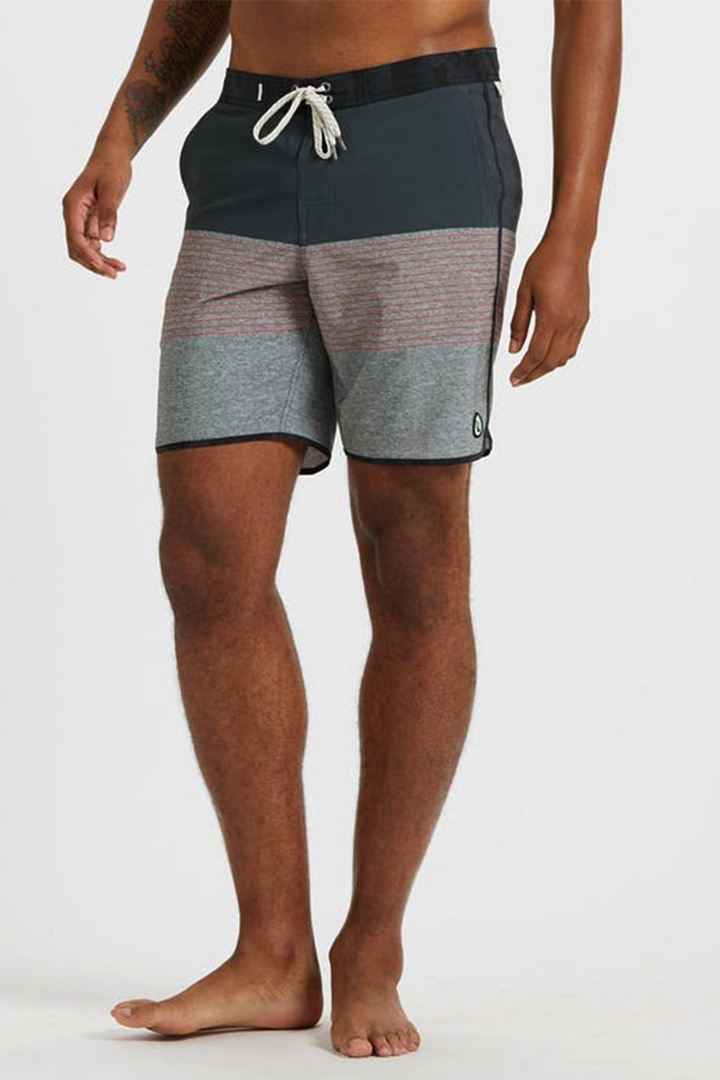 Cruise Boardshort | Melon Stripe - West of Camden