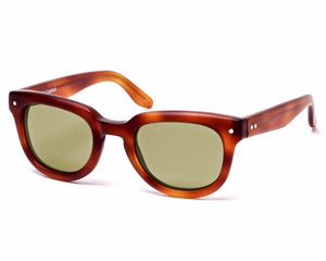 Termino Sunglasses | Honey Flat - Polarized - West of Camden