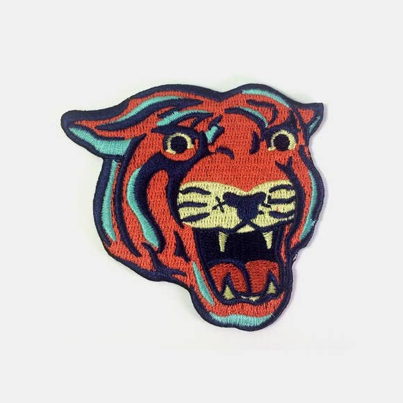 Tiger Patch - West of Camden