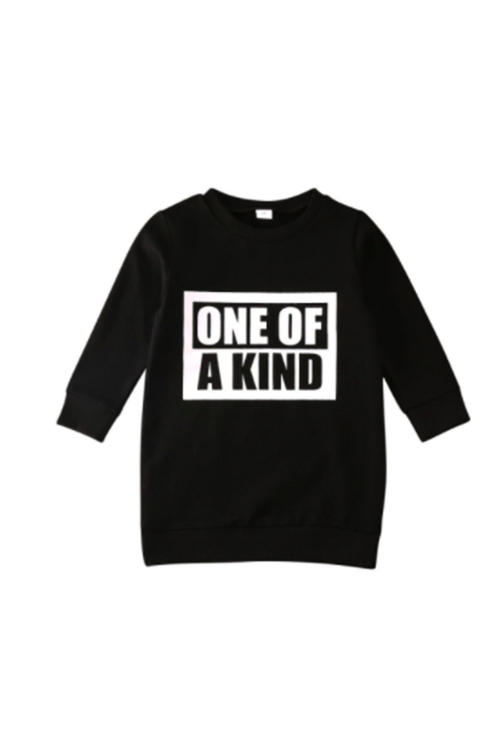 One Of A Kind Pullover Tunic | Black - West of Camden