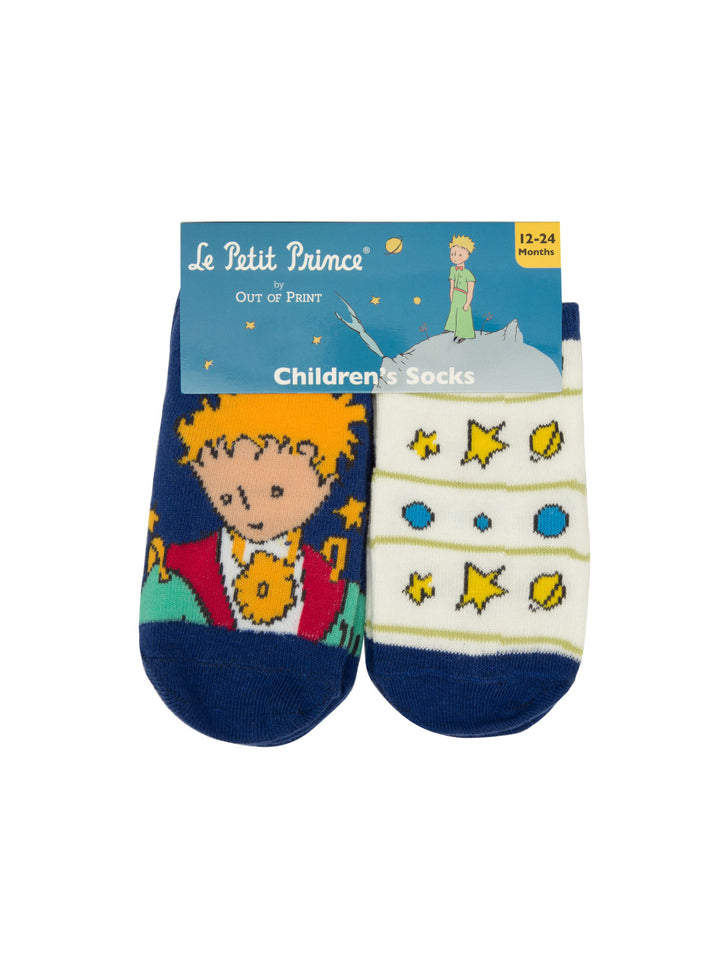 Little Prince Socks | 4 Pack - West of Camden