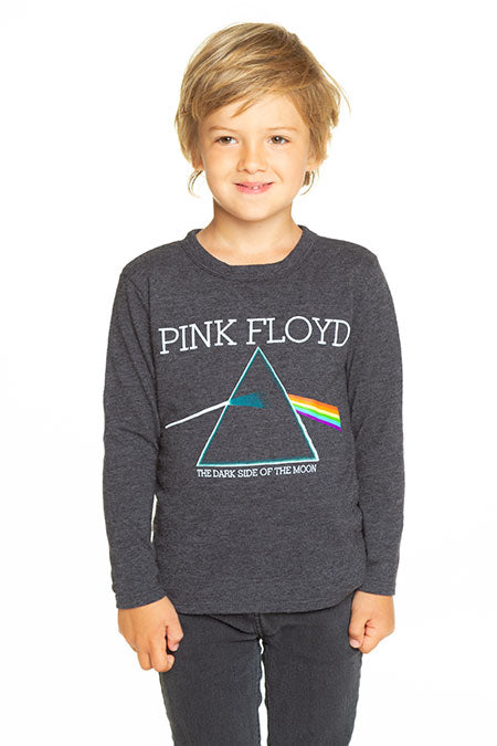 Pink Floyd Darkside LS Tee | Black