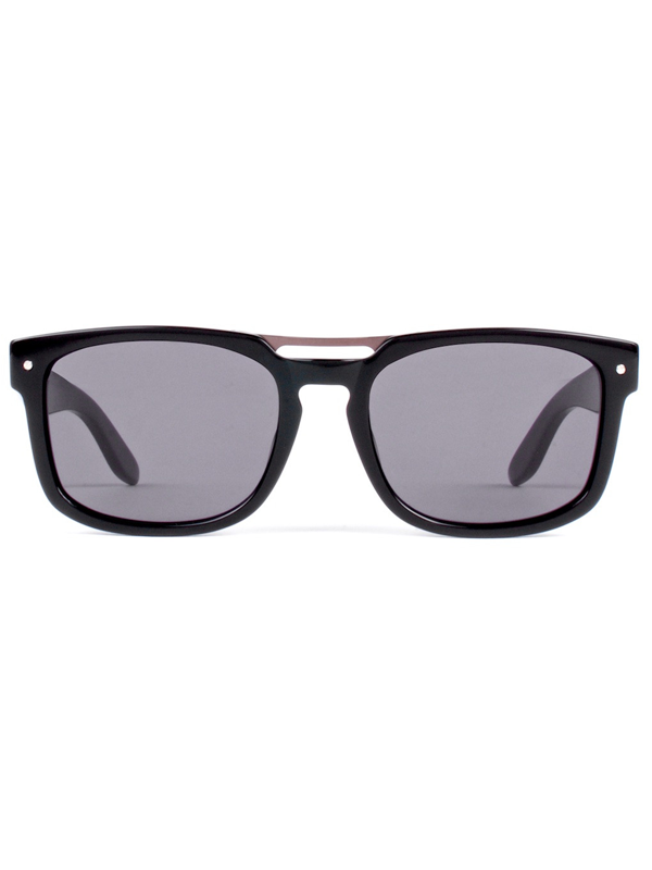 Willmore Sunglasses | Black - West of Camden