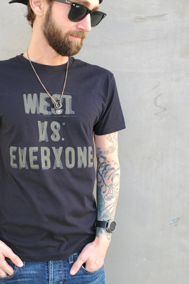 West vs Everyone | Black - West of Camden