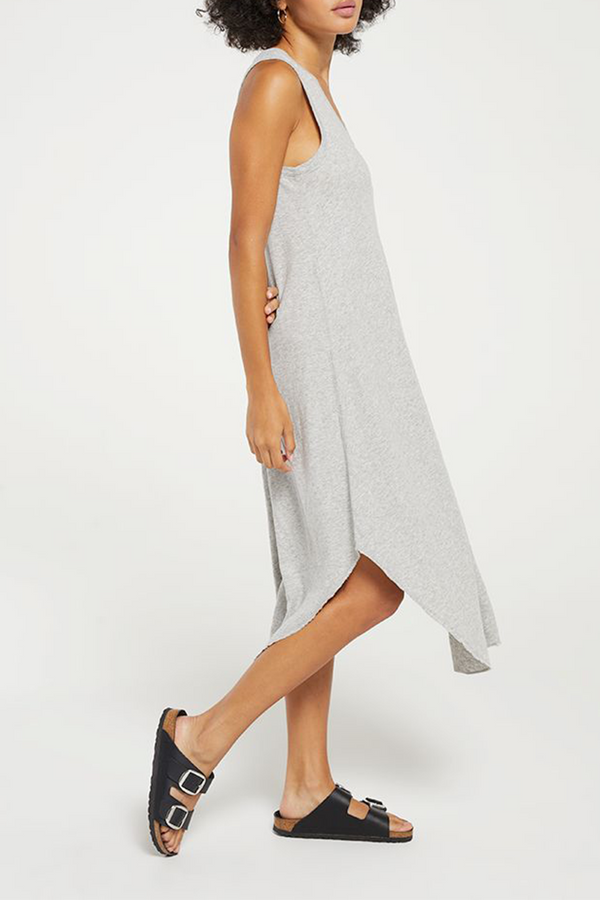 Reverie Dress | Heather Grey