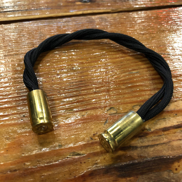 Tactical Bullet Twist Cuff | Black