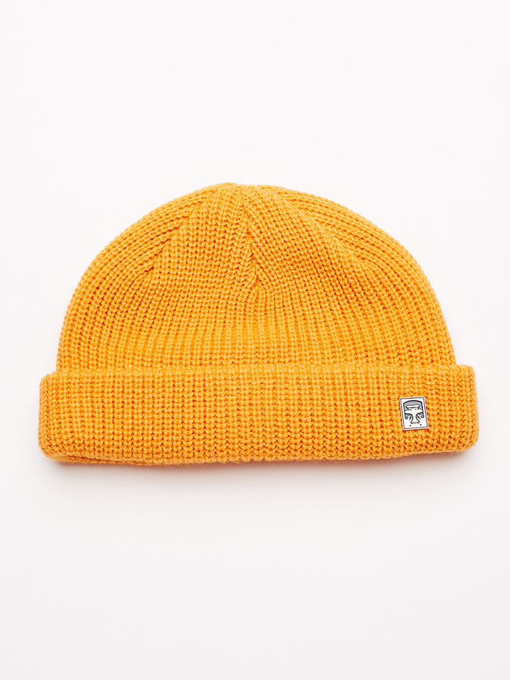 Micro Beanie | Orange Sun - West of Camden