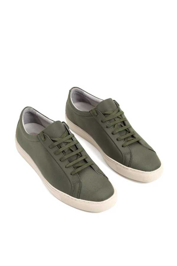 Kennedy Sneaker | Evergreen - West of Camden