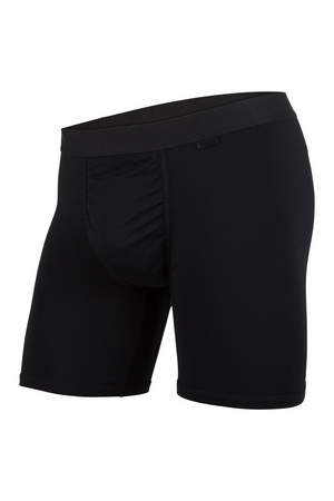Classic Boxer Brief | Solid Black - West of Camden