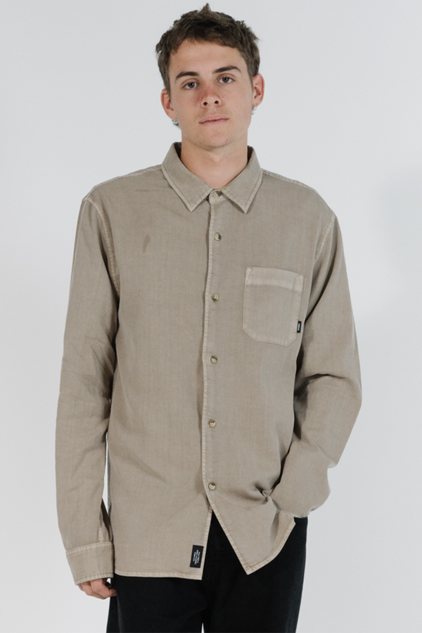 Far East & Beyond Shirt | Desert