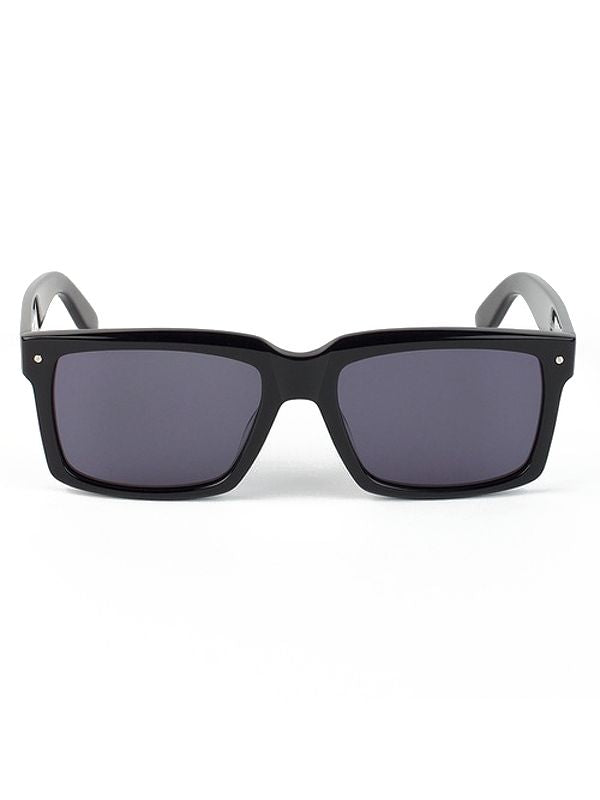Hellman Sunglasses | Black - Polarized - West of Camden