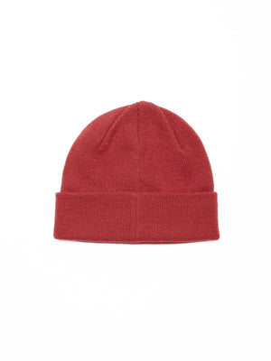 Briean Beanie | Mineral Red - West of Camden