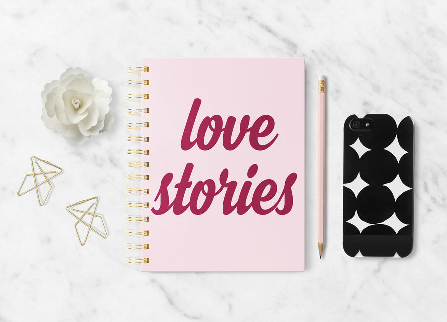 Love Stories Journal - West of Camden