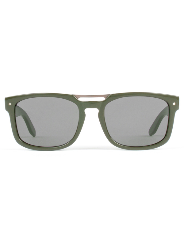 Willmore Sunglasses | Olive - West of Camden
