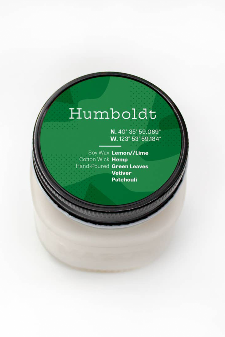 Humboldt Soy Candle