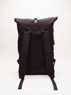 Conditions Rolltop Bag / Black - West of Camden