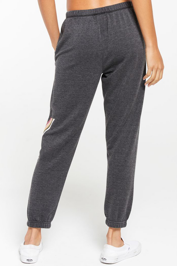 Selene Bolt Jogger | Black
