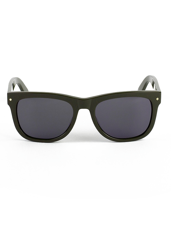 Jotham Sunglasses | Olive - West of Camden