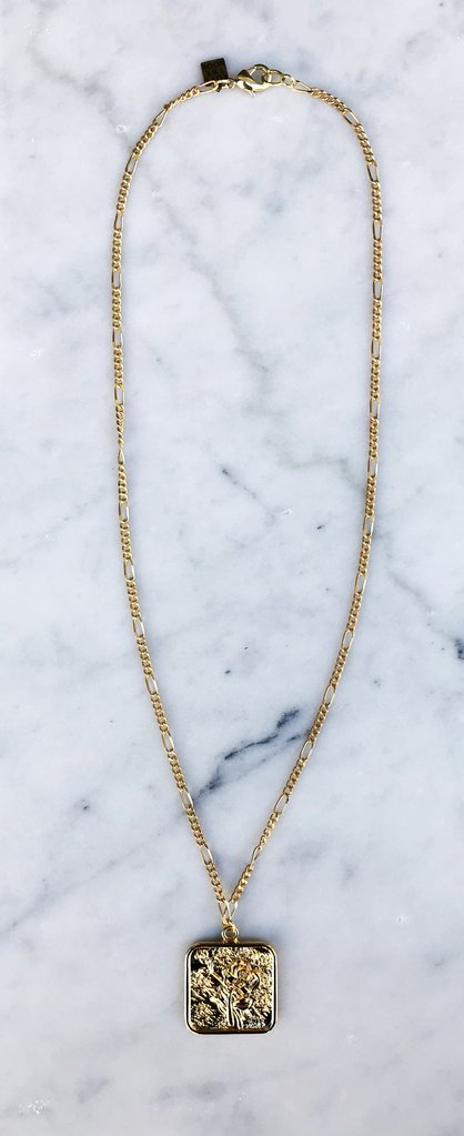 Bardot Necklace - West of Camden
