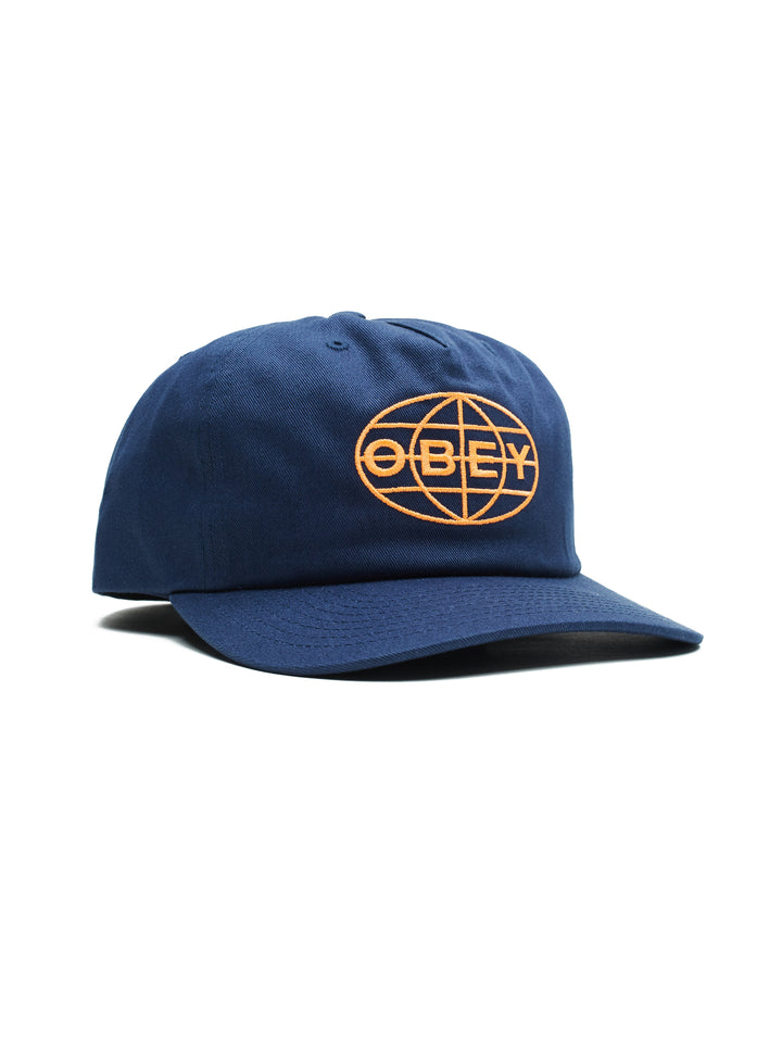 Gravity Snapback | Navy - West of Camden