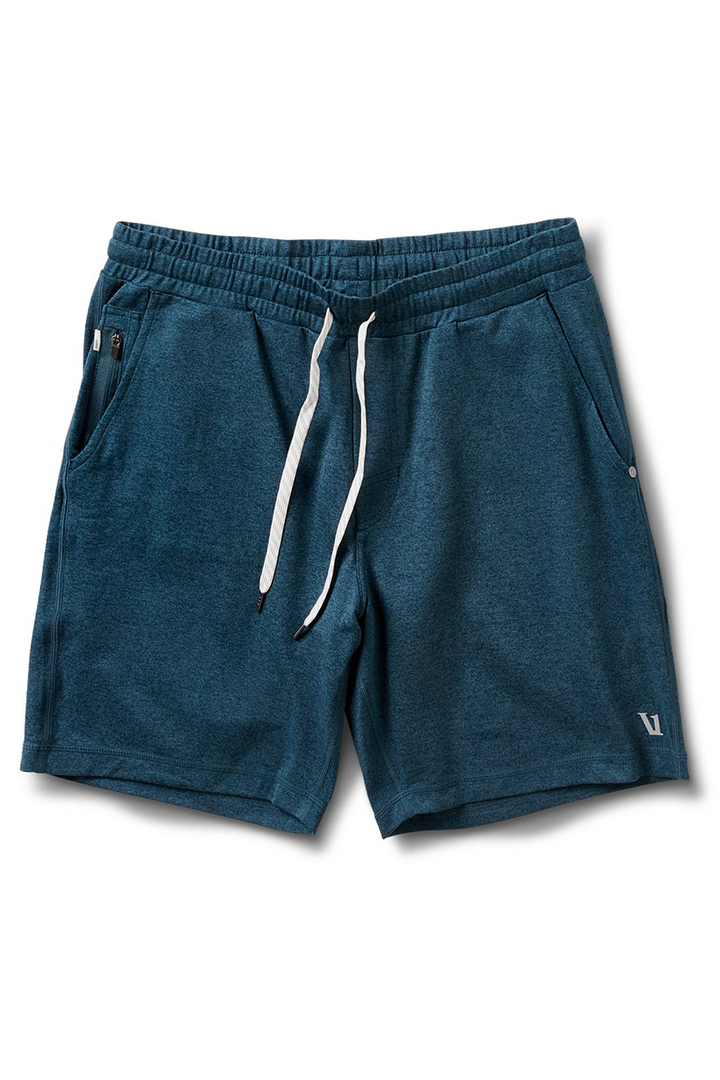 Ponto Short | Indigo Heather