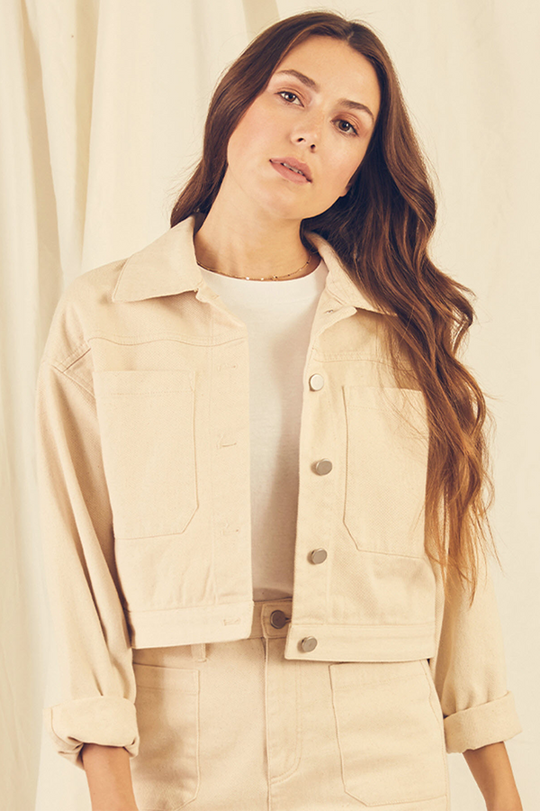Fleetwood Jacket | Natural