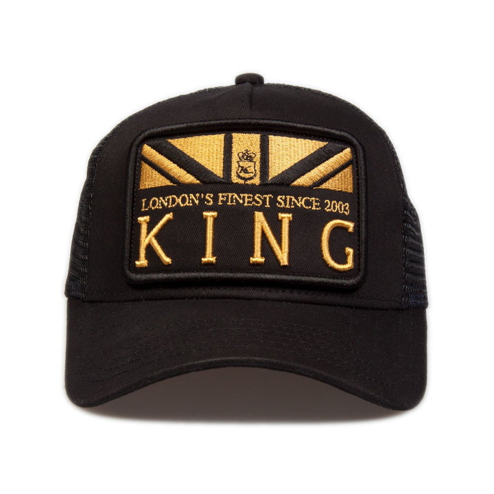 The Monarch Cap | Gold - West of Camden