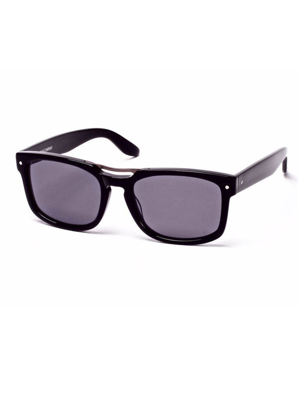 Willmore Sunglasses Black - Polarized - West of Camden
