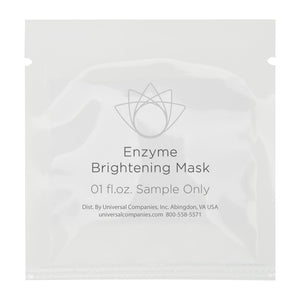 Enzyme Brightening Mask Sample