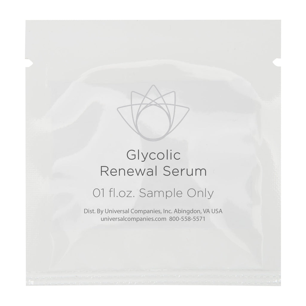 Glycolic Renewal Serum Sample