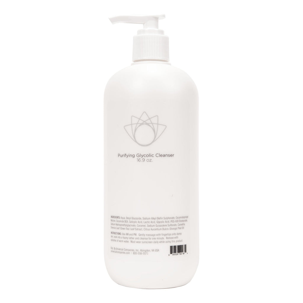 Purifying Glycolic Cleanser 16.9 Fl. Oz.