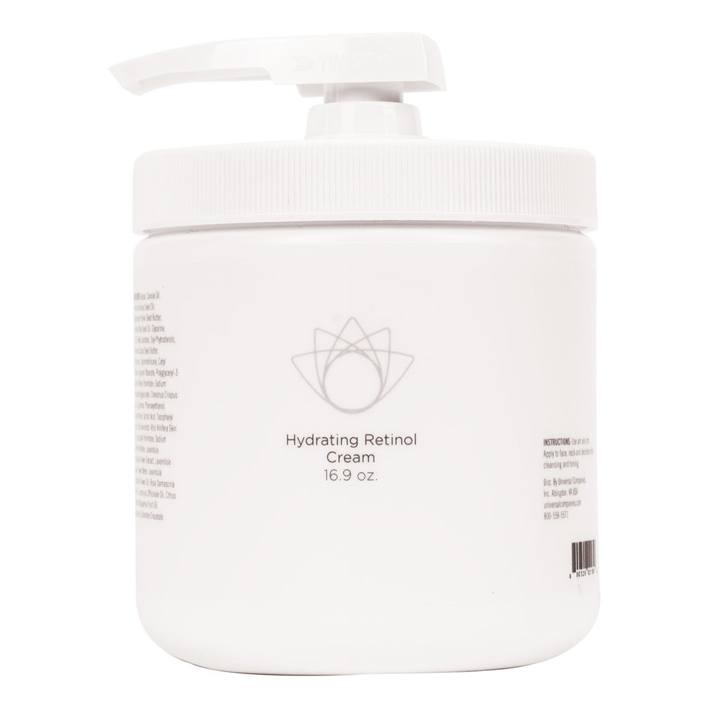 Hydrating Retinol Cream 16.9 Oz.