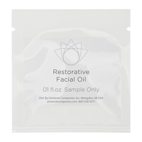 Restorative Facial Oil Sample