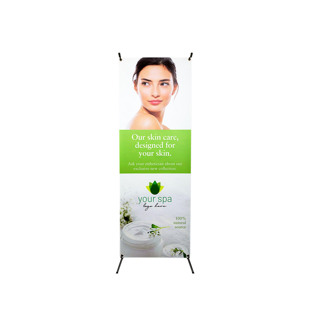 Custom Banner with Stand
