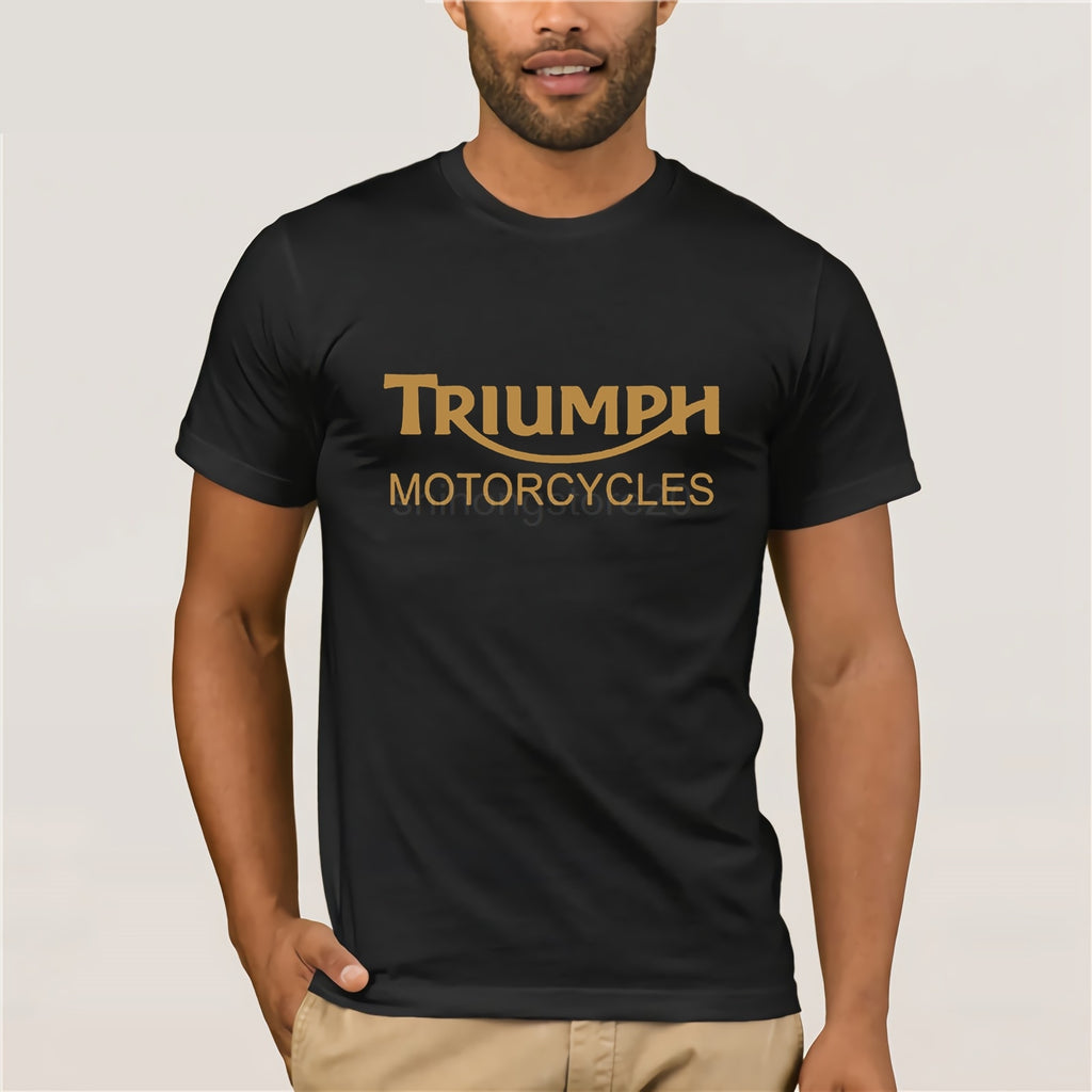Triumph Motorcycle Riding T-Shirt