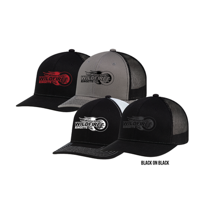 6-Panel Pro-Round Mesh Back Hats