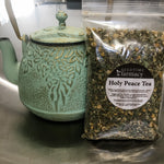 Holy Peace Tea - the calming and relaxing herbal tea from Seedtime Farmacy