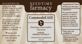 CommodeEASE - Natural Alternative for Diarrhea