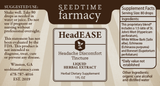 HeadEASE - Natural Alternative for Headache Discomfort