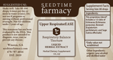 UpperRespiratorEASE - Natural Alternative for Cold & Flu Support